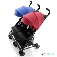 Коляска Britax Holiday Double