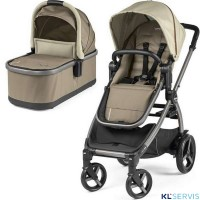 PEG PEREGO SET POP UP YPSI COMBO CLASS BEIGE 2в1