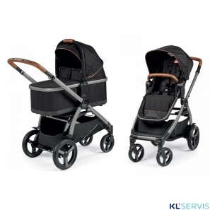 PEG PEREGO SET POP UP YPSI COMBO EBONY 2в1