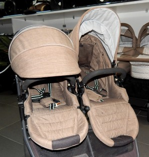Коляска для двойни ValcoBaby Ultra Duo Tailormade